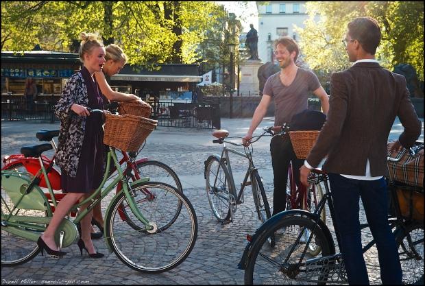 A Stockholm Stroll 11