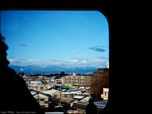 Leaving Tokyo - Bullet Train