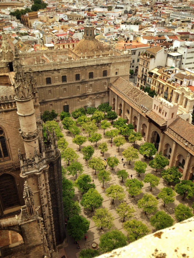 2015 Seville Cathedral